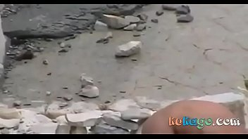 spying sex at the beach