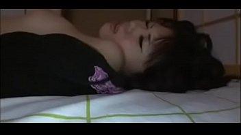 sleeping japanese girl