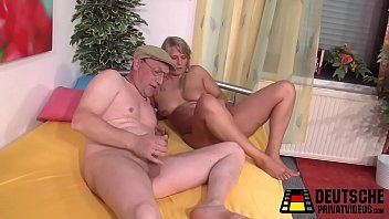 blonde german mature