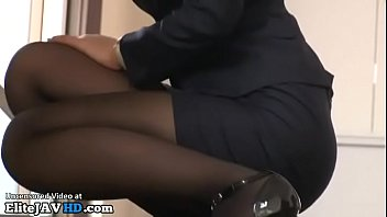 japanese teacher in pantyhose fucked by student -.