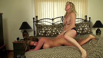 squirting lesbian fun with a new.