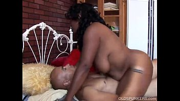 beautiful big tits mature black babe yvette enjoys.