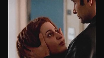 x-files: mulder and scully nights
