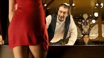 vica kerekes great cleavage and panties.