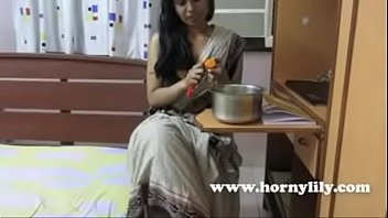 horny lily sexy indian bhabhi tutor dirty talking.