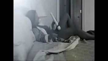 hidden cam in my mom bed room caught.