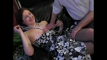 russian dad and daughter taboo family old young.