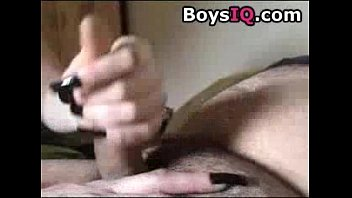 small dick gets nice handjob - free porn video