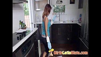 latinaporn with adventurous latin maid