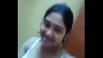 big boobs cute bangla babe selfie.