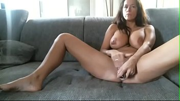 hot busty milf masturbating - watch live at www.foxycams.online