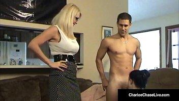 house maid charlee chase fucks cheyenne.