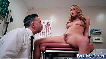 sex adventures on tape between doctor and patient.