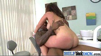 hard sex between slut wife and mamba black.