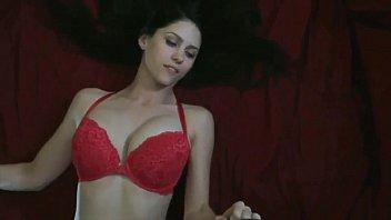20yr old busty girlfriend getting cum on her.