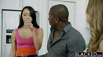 blacked two girlfriends jillian janson and sabrina banks.