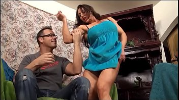 eroticmusclevideos - muscular girl shares a cup of.