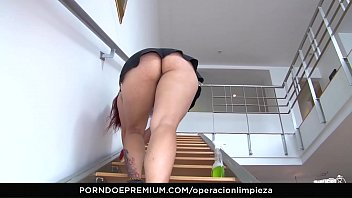 operacion limpieza - pov fuck with redhead colombian.