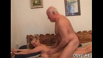 younger slut is ready to take some old.