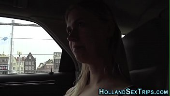 real blonde whore rides