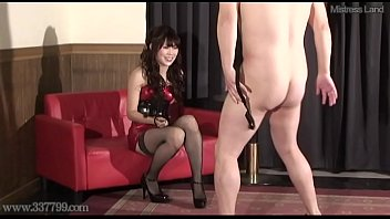 japanese femdom cfnm new pet training