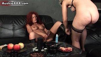 big tits redhead housewife fucking her