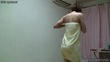 peeping naked japanese girl madoka at.