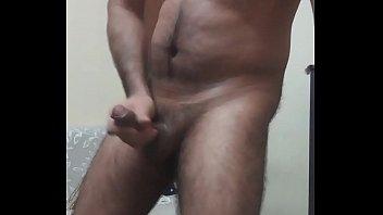 bed room handjob