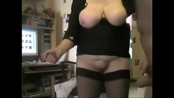 mature slut having fun. amateur older