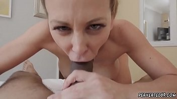 hot blonde milf sucks cock cherie deville in.