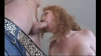 redhead sucks and blows hardcore and.