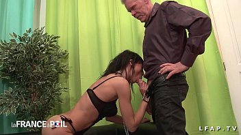 1st casting anal mature francaise en lingerie avec.