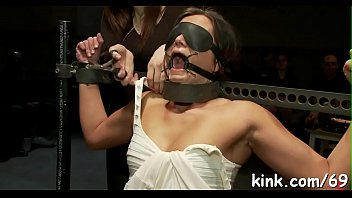 student and hawt professor punished and drilled in bondage.