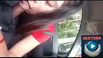 telugu girl sucking big cock in.