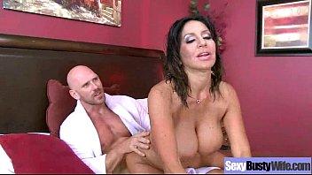 hard sex tape with big melon tits hot.