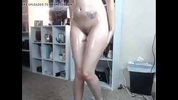 sexy pawg oiled booty dancing