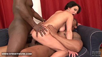 pussy gets fucked big big cocks and she.