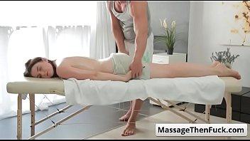 fantasy massage sex presents fuck her tits with.
