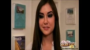 sasha grey gets fucked in office - meet.