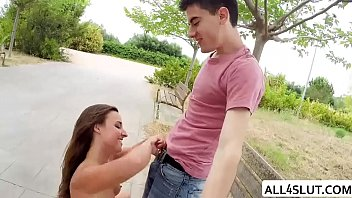 jordi destroys amirah pussy in public.
