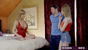 momsteachsex - busty milf gets hot mother&#039_s day.