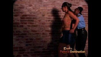 smoking hot girl-on-girl interracial action featuring delicious and.