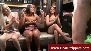 cfnm ladies gagging on stripper cock