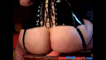 submissive slave girl gets facial load