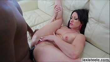 slinky jennifer on her first anal interracial sex.
