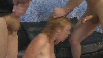 dumb ginger rose choked slapped and.