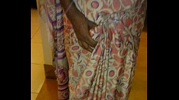 wear and cum in satin silk saree of.