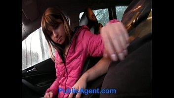 publicagent petite nympho jenna fucked in.