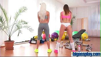 big tits lesbian gym sex orgasms(barbara bieber &amp_.