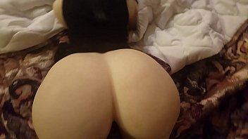 (sex doll) big booty brunette cheating wife give.